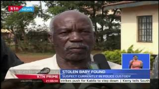 A Two Year Old Baby Stolen From Nairobi's Imara Daima Estate Was Found In Uganda
