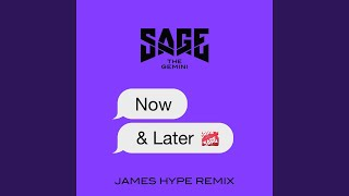 Video Now and Later (James Hype Remix) MP3, 3GP, MP4, WEBM, AVI, FLV April 2018