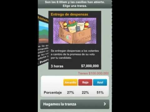 Video of Guerras Electorales Premium