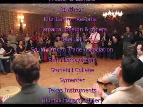 video:Greiner HandsOn Drumming TeamBuilding Demo Video