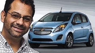 2013 Chevy Spark Test Drive&Car Review