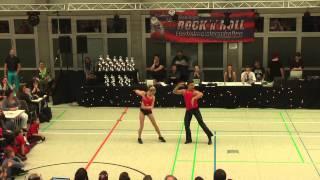 Laura Zellhuber - Patrick Jobst - 30. Herbstmeisterschaft 2014