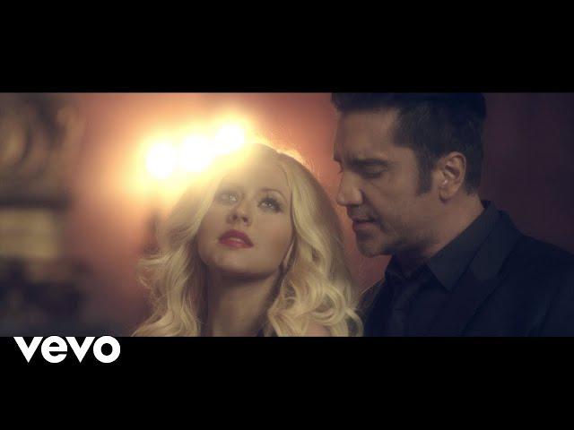 Alejandro Fernández - Hoy Tengo Ganas De Ti ft. Christina Aguilera