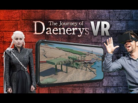 Game of Thrones VR: Daenerys' Journey  360 video