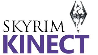 Playing Skyrim with Kinect on PC!
