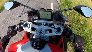 4. Ducati Panigale V4S Corse 2019 Test