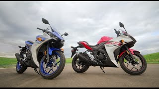 8. 2015 Yamaha YZF-R3 Review at RevZilla.com