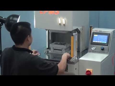 LPMS 500 With Melt-on-Demand Technology