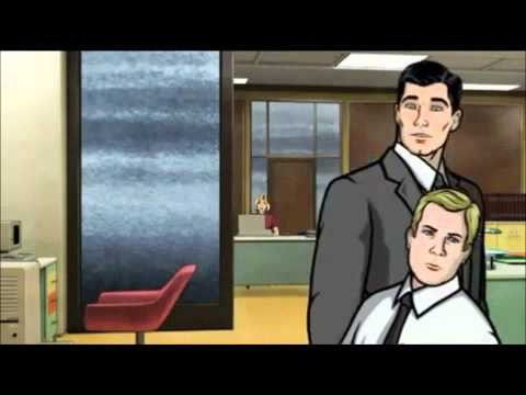 Archer Trailer Saison 2 ( VO )
