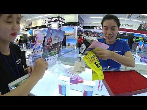 Mở hộp SAMSUNG S10+ mua trả góp ĐƯỢC TẶNG MÁY GIẶT & chất lượng QUAY VIDEO I cuộc sống sài gòn - Thời lượng: 15 phút.