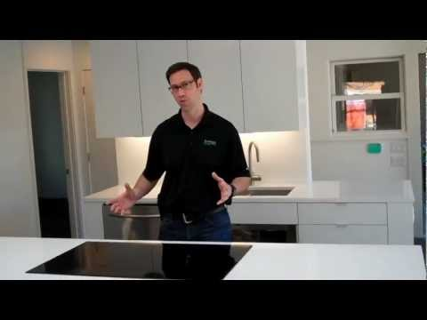 Venting for a Kitchen Aid Induction Cooktop