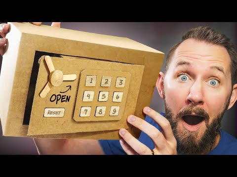 10 Cardboard Gadgets That Actually Work!