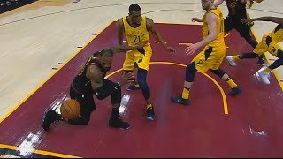 Video NBA Refs Are Blind and Miss Calls in Cavaliers vs Pacers Game 5 But LeBron Still Hits Game Winner! MP3, 3GP, MP4, WEBM, AVI, FLV Juni 2018