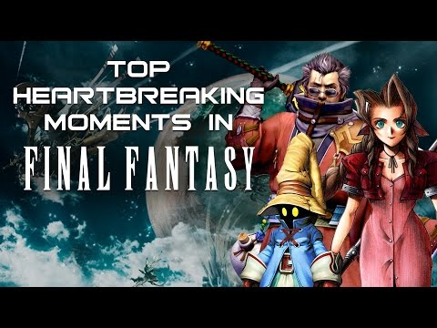 Video Top 10 Moments from Final Fantasy that will Break Your Heart download in MP3, 3GP, MP4, WEBM, AVI, FLV January 2017