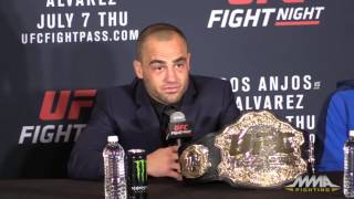 UFC Fight Night 90 Post-Fight Press Conference by MMA Fighting