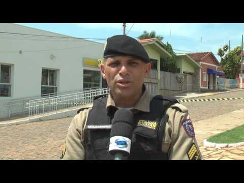 BOPE desarma bomba em São Pedro da União