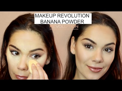 Makeup Revolution Makeup Revolution Luxury Banana Powder