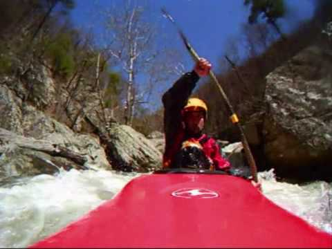 Crazy Insane Surf Camera view of extreme kayaking!