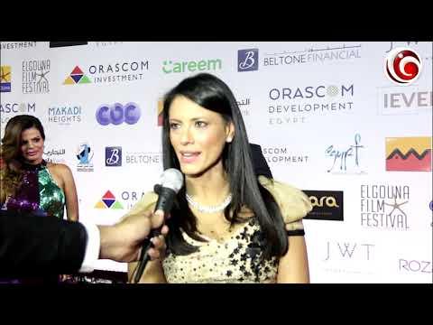 وزيرة السياحة: مهرجان الجونة يعيد روح هوليوود الشرق لمصر