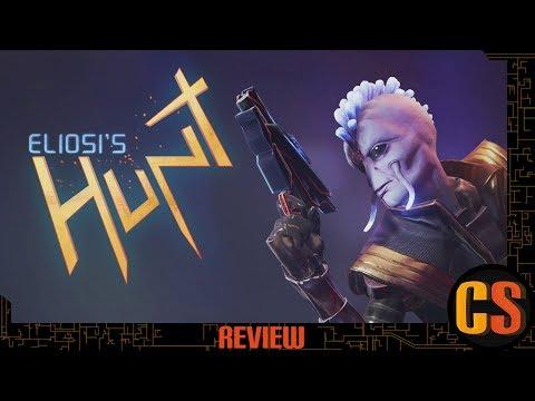 ELIOSI'S HUNT - REVIEW