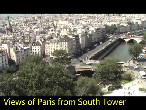Sethukarnan's Paris Tour-Notre Dame Cathedral-20July 2010.wmv