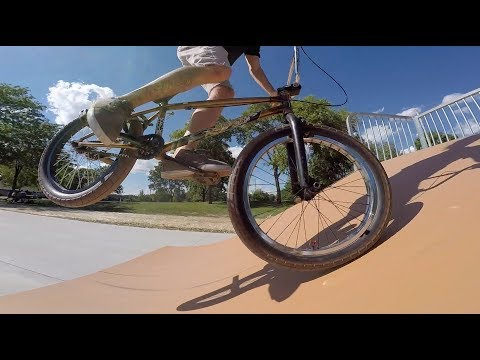 😎BMX: Quincy Skatepark Session - 150.000 Subscribers?