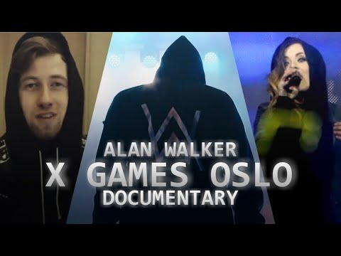 Alan Walker, X-Games Oslo 2016 Documentary