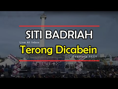 Video SITI BADRIAH [Terong Dicabein] Live At Inbox (15-12-2014) Courtesy SCTV download in MP3, 3GP, MP4, WEBM, AVI, FLV January 2017