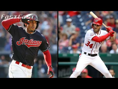 Video: MLB.com FastCast: Lindor out 7-9 weeks, Giants meet with Harper - 2/8/19