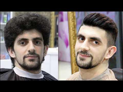 Curly hairstyles - curly hair cut hair haircut from 2018 hairdresser , stilist elnar,HAİRCUT