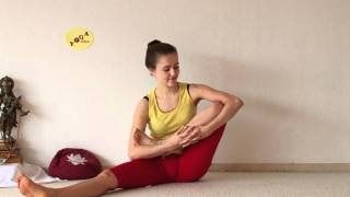 XxX Hot Indian SeX Developing Lotus Flexibility Preparing Yoga Padmasana Sitting Position .3gp mp4 Tamil Video