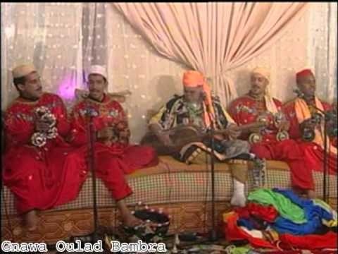 "MàaLam Abdelkbir Marchan – Chorfa – _"" Lhadiya _"" & Gnawa Oulad Bambra"