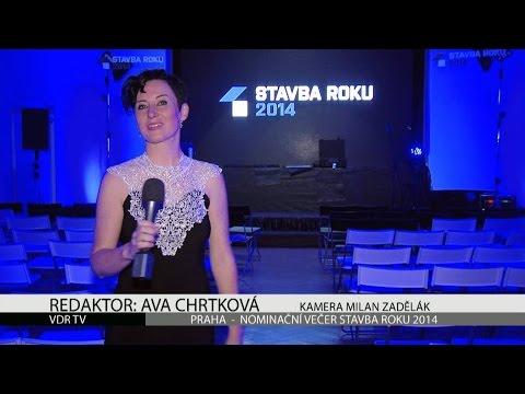 Ava redaktor TV reportáže