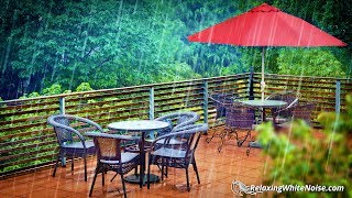 If you're struggling with insomnia, play this gentle rain sound to calm your mind and help you fall asleep. The soothing sounds of rain on the deck create a peaceful ambience. This is nature's white noise generator. The ten hour rainstorm will help you achieve deep sleep and stay sleeping all night long. Sleep better and feel well rested in the morning with this rain white noise.Other uses for this rainstorm ambience include playing it for better focus, concentration, and to help as a study aid. Still others may find that the rain sound temporarily masks symptoms of tinnitus.If you like this white noise rain video, please check out our other rain sounds:Rain in Woods: https://www.youtube.com/watch?v=IdGUunu7pVIRain on Tin Roof: https://www.youtube.com/watch?v=wJ9RgW8MrKARain on Deck: https://www.youtube.com/watch?v=E5aAxiTsV58&t=13sWhat sound would you like to hear next? Let us know in the comments!Please subscribe to our channel: https://www.youtube.com/user/Relaxing...Please check out our website to buy MP3s of your favorite sounds: https://relaxingwhitenoise.com/Follow us on Facebook: http://bit.ly/2a3k3HBDISCLAIMER:Remember that loud sounds can damage your hearing. When playing one of our videos, if you cannot have a conversation over the sound without raising your voice, the sound may be too loud for your ears. Please do not place speakers right next to a baby's ears. If you have difficulty hearing or hear ringing in your ears, please immediately discontinue listening to the white noise sounds and consult an audiologist or your physician. The sounds provided by this Youtube channel are for entertainment purposes only and are not a treatment for sleep disorders or tinnitus. If you have significant difficulty sleeping on a regular basis, experience fitful/restless sleep, or feel tired during the day, please consult your physician.© Relaxing White Noise LLC, 2017. All rights reserved. Any reproduction or republication of all or part of this video/audio is prohibited.
