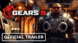 Gears 5 - Official Batista Bomb Trailer by IGN