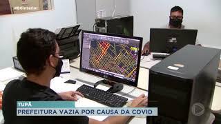 Prefeitura de Tupã afasta servidores do grupo de risco após ação do Ministério do Trabalho