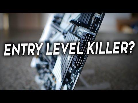 Asrock Z270 Killer SLI Review - Killing the Entry Level Market?