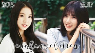 Video GFRIEND MV EVOLUTION | EUNHA (은하) MP3, 3GP, MP4, WEBM, AVI, FLV September 2017