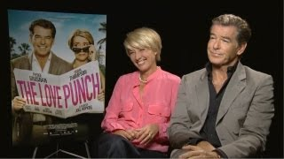 Nonton Emma Thompson   Pierce Brosnan   The Love Punch Interview At Tiff 2013 Hd Film Subtitle Indonesia Streaming Movie Download