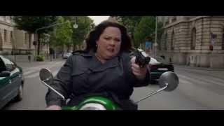 Spy   Offici  Le Trailer 1   Nederlands Ondertiteld   4 Juni 2015 In De Bioscoop