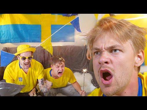 Svenskar på Fotbolls EM