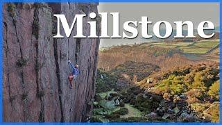 Millstone Crack Climbing - Brimstone E2 by The Climbing Nomads