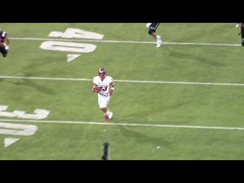 Lobos' safety Marcus Hayes is Mountain West Defensive Player of the Week (видео)