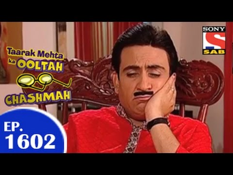 Video Taarak Mehta Ka Ooltah Chashmah - तारक मेहता - Episode 1602 - 6th February 2015 download in MP3, 3GP, MP4, WEBM, AVI, FLV January 2017