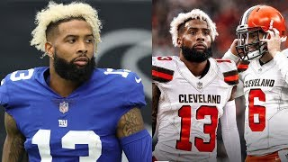 How Odell Beckham Jr. Fits With the Cleveland Browns! 2019 NFL Offseason