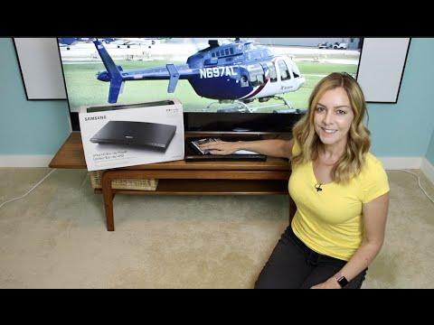 Samsung 4K M8500 Blu-ray player review