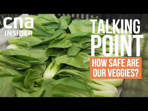 How Safe Are Our Vegetables? | Talking Point | Episode 43
