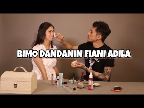 Video BIMO JADI MUA | NO MIRROR MAKE UP CHALLENGE download in MP3, 3GP, MP4, WEBM, AVI, FLV January 2017