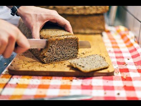Brot selber backen mit Roggensauerteig, VEGAN | KÜCHE
