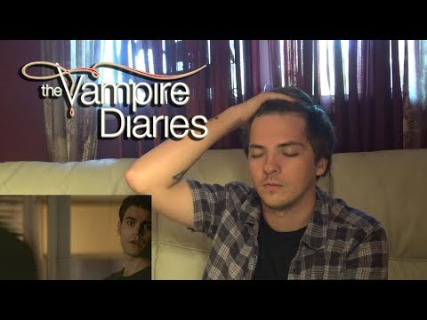 The Vampire Diaries - Season 6 Episode 3 (REACTION) 6x03 Welcome to Paradise